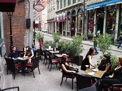The Keg Steakhouse + Bar - Vieux-Montreal