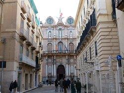 Palazzo Senatorio o Cavarretta