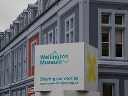 Museu da Cidade de Wellington e Mar