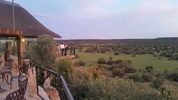 View from the Berg Lapa! Breathtaking!!