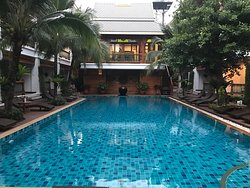 Best boutique hotel in Chiang Mai