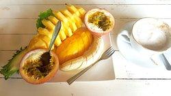 Koh Mak Restaurant Food Art Hut & Deutsche Bäckerei