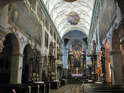 St. Peter's Abbey (Stift St. Peter)