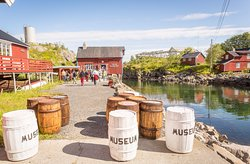 Norwegian Fishing Village Museum