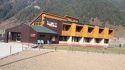 Hotel Sonmarg Glacier