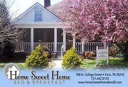 Home Sweet Home Bed and Breakfast