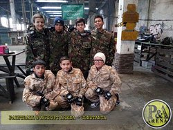 Paintball & Airsoft Arena - Constanta