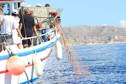 Giorgaros fishing tours Santorini