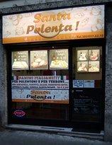 Santa Polenta!