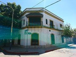 Casa del Dr. Raúl Alfonsín
