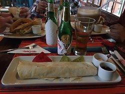 Excelente comida mexicana en Ecuador