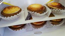 BAKE Cheese Tart Lumine Omiya