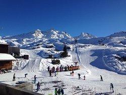 Ski area Sonnenkopf