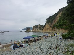 Koganezaki Beach