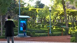 Jardin Arsat Moulay Abdessalam