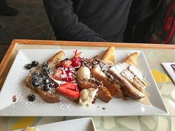 Try Flight of French Toast!!