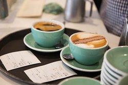Best coffee in town!