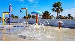 Splash Park by the main pool!