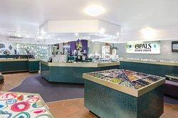 Opals Down Under