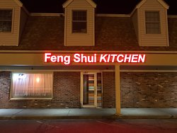 Feng Shui Kitchen