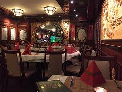 Authentisches chinesisches Restaurant mit ausgezeichneten traditionellen Gerichten und top Service