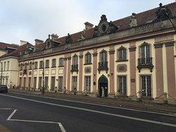 Mlodziejowski's Palace