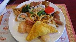 Asian Buffet & Mongolian Grill