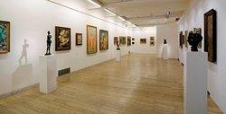 Zapadoceska galerie v Plzni / The Gallery of West Bohemia in Pilsen