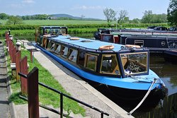 Canal Boat Cruises of Riley Green