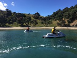 Waiheke Island Jet Ski Tours