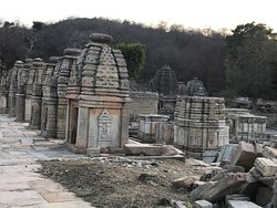 Bateswar group of temples - Morena Gwailor