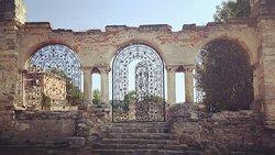 Kazan Madonna Icon Cathedral Ruins