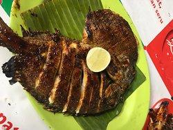 Pondok Lesehan Ikan Bakar BM