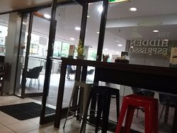 The Hidden Espresso Cafe