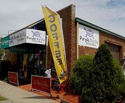 Purple Turtle Coffee Shop