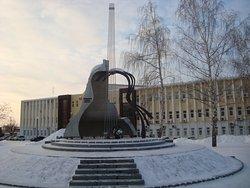 Monument to Vladimir Vysotskiy