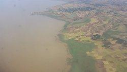 Orillas del Lago Tana en las que se encuentra el Hotel