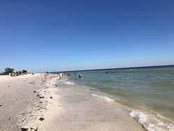 Gulfside City Park Beach