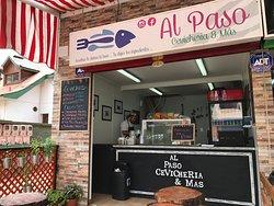 Al Paso Cevicheria & Mas