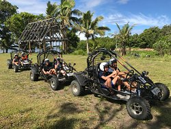 Coral Coast Adventures Fiji Limited