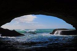 Waenhuiskrans Caves
