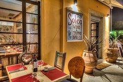 Solea Wine & Tapas Bar
