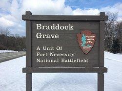 Braddock Grave