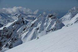 Whakapapa Ski Area - Mt Ruapehu