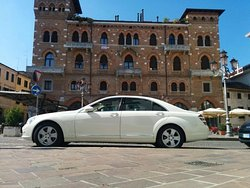 Treviso Car Service - Venice/Treviso car rental with driver