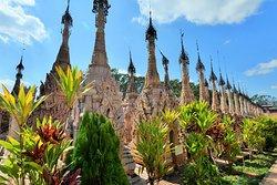 Kakku Pagodas