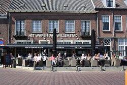 Het Wapen van Willemstad