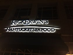 Ricks Erwin's Nantucket Seafood
