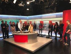 BBC Newcastle Tour