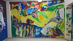 Cubas Historiske Arkiv Asger Jorn paintings